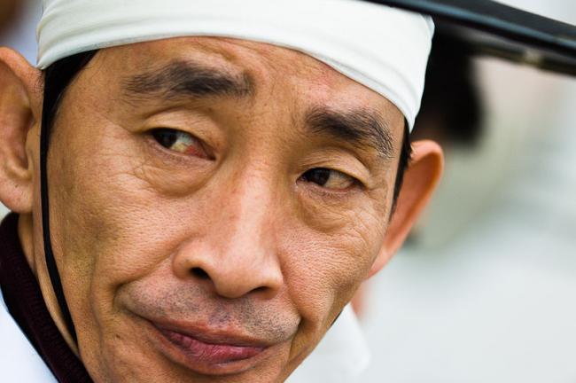 Traditional Korean  Shaman