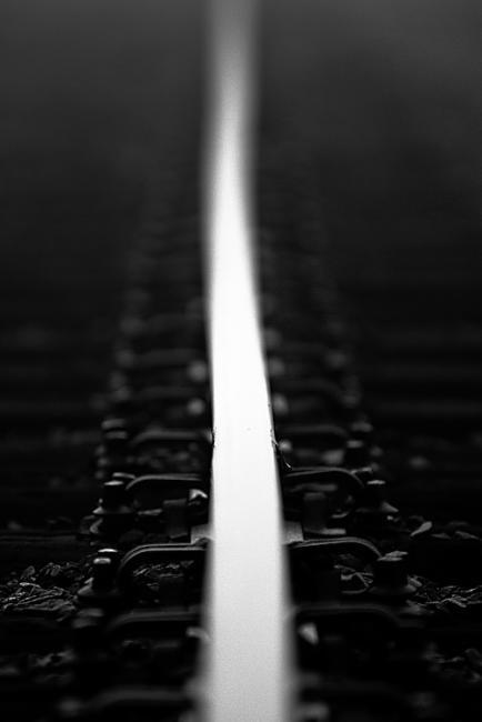 A railroad detail