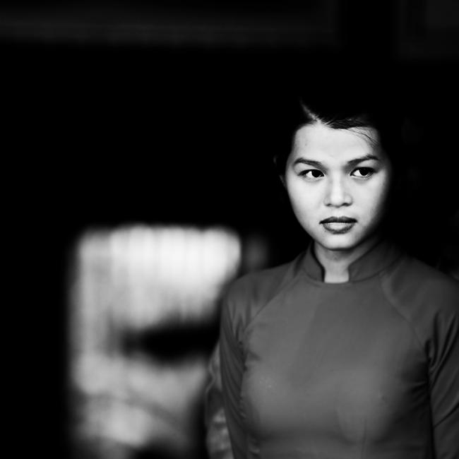 Young woman, Vietnam