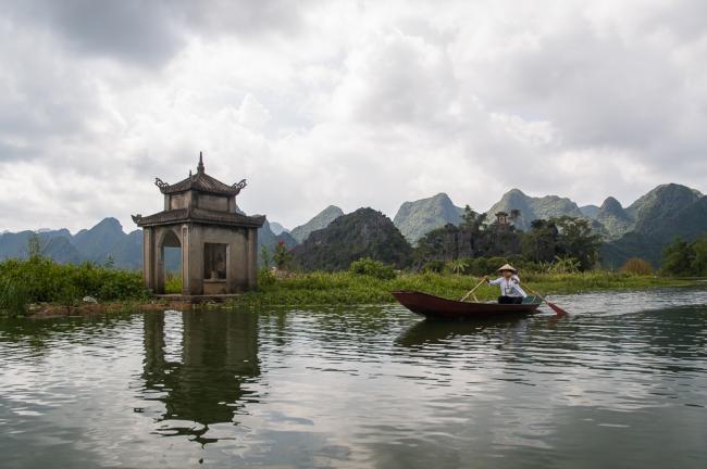 Pearl River, Vietnam